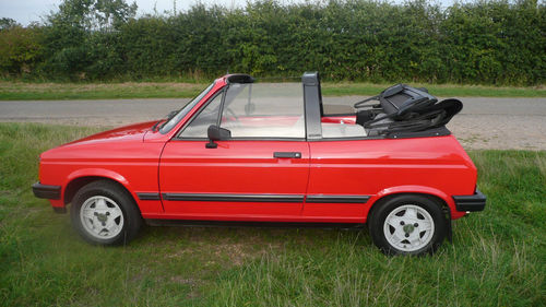 featured cars talbot samba 1984 talbot samba convertible ref 998. Black Bedroom Furniture Sets. Home Design Ideas