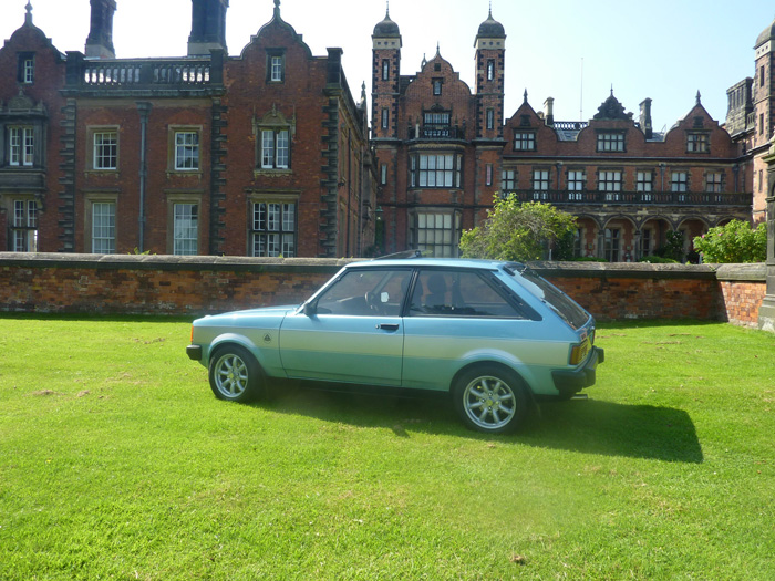 1982 Talbot Sunbeam Lotus Left Side