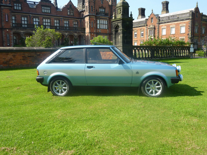 1982 Talbot Sunbeam Lotus Right Side