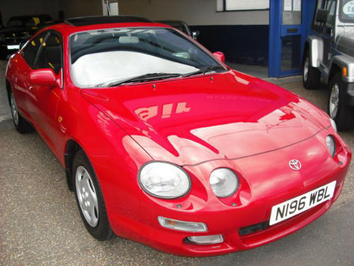 1995 Toyota Celica 1.8 ST Front