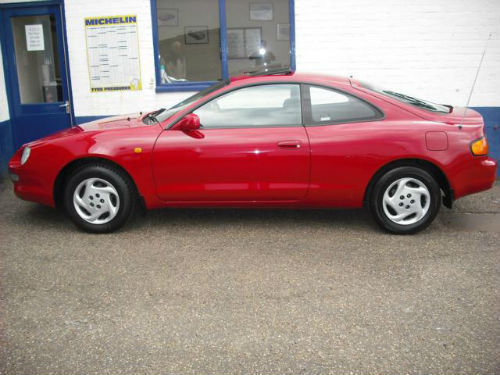 1995 Toyota Celica 1.8 ST Side