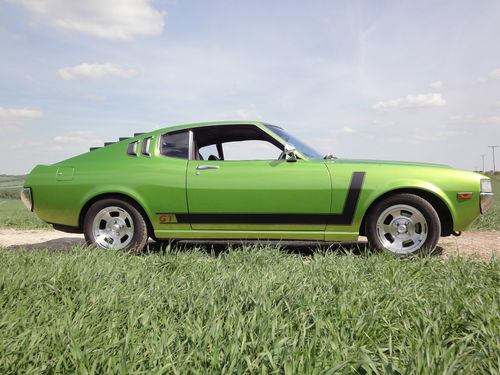 1977 Toyota Celica Liftback Right Side