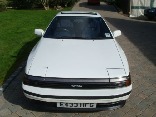 1988 Toyota Celica 2.0 GTi Front