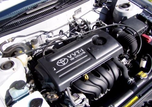 2000 toyota corolla 1.4 vida ltd edition engine bay
