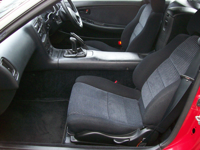 1990 Toyota MR2 MK2 2.0 Front Interior 1