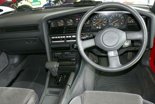 1987 Toyota Supra 3.0 Dashboard Steering Wheel