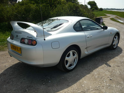 Toyota Supra Crashed For Sale >> Featured Cars - Toyota - Supra - 1993 Toyota Supra Twin Turbo (ref 778)