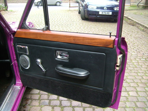 1974 Triumph Dolomite Sprint Interior Door