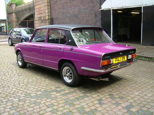 1974 Triumph Dolomite Sprint Left Side