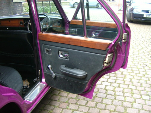 1974 Triumph Dolomite Sprint Rear Interior Door