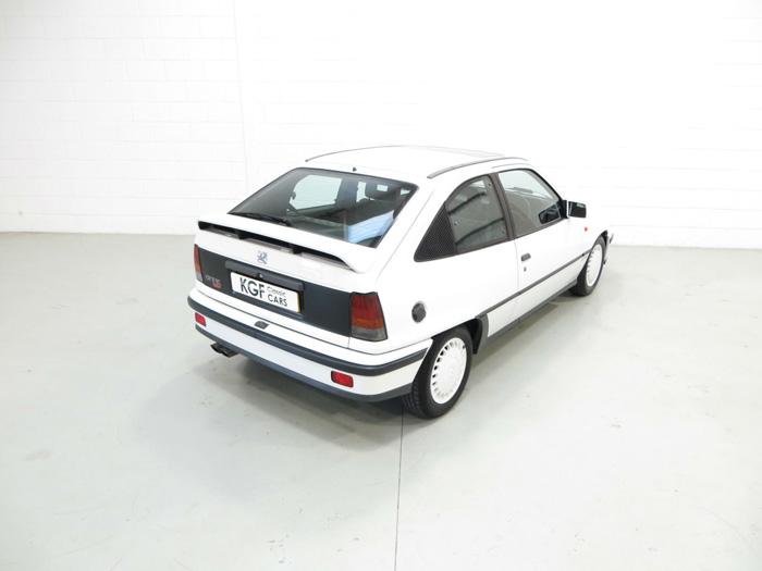 1990 Vauxhall Astra MK2 GTE 7