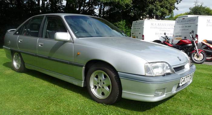 featured cars vauxhall carlton 1989 vauxhall carlton gsi 3000 ref 1212. Black Bedroom Furniture Sets. Home Design Ideas