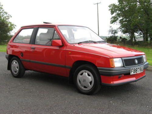 1982 vauxhall nova 1.2 flair 2