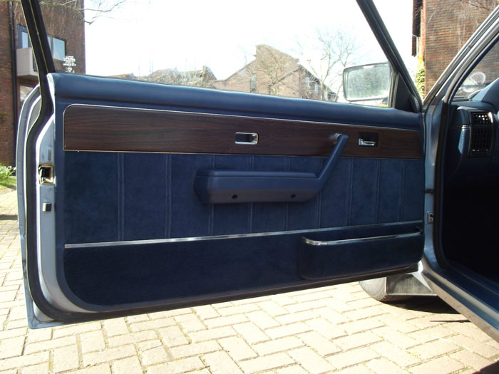 1980 Vauxhall Royale Coupe Interior Door