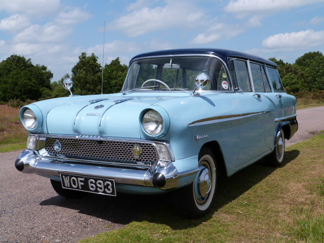1958 Vauxhall Victor F Type Estate 1