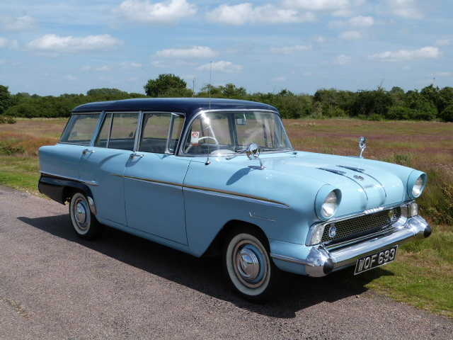 1958 Vauxhall Victor F Type Estate 2