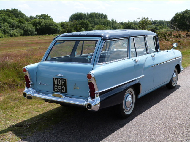 1958 Vauxhall Victor F Type Estate 4