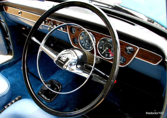 1963 vauxhall victor fb vx 4 90 dashboard steering wheel