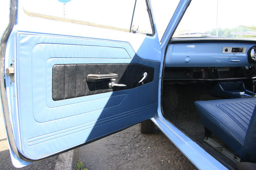1966 Vauxhall Viva HA 90 Deluxe Interior Door