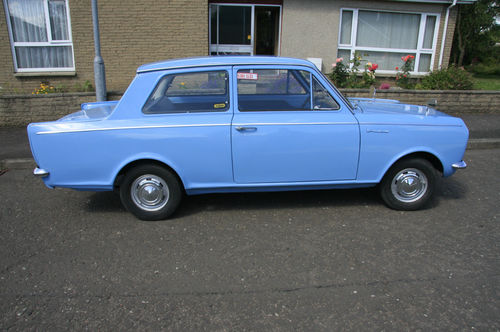 1966 Vauxhall Viva HA 90 Deluxe Right Side