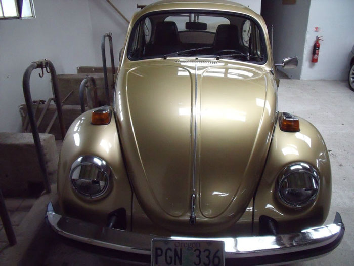 1974 classic volkswagen vw sun bug beetle limited edition 1