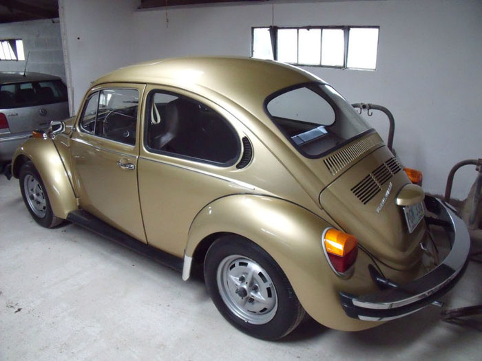1974 classic volkswagen vw sun bug beetle limited edition 2