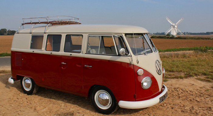 Featured Cars Volkswagen Camper 1966 Volkswagen