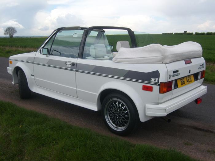 featured cars volkswagen golf 1986 volkswagen golf mk1 1 8 gti cabriolet le ref 1033. Black Bedroom Furniture Sets. Home Design Ideas