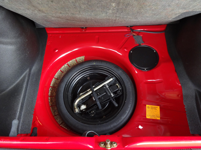 1991 Volkswagen Golf MK2 GTI Boot Floor