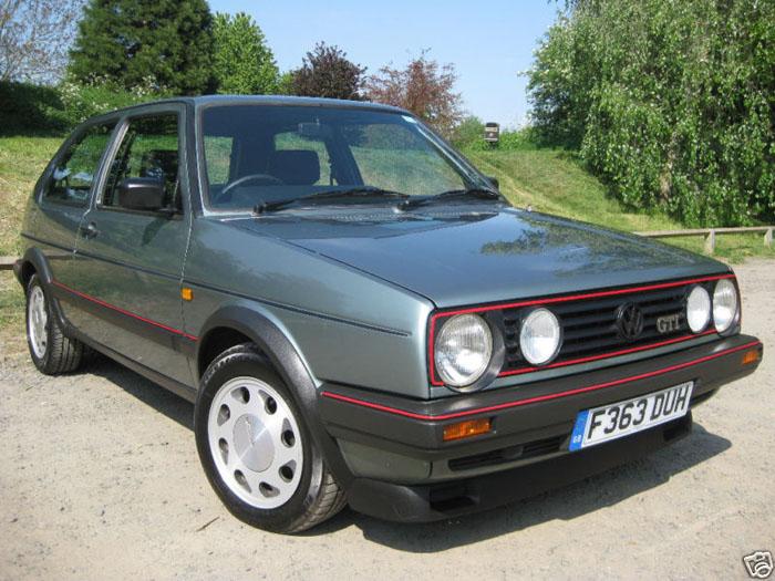 Featured Cars Volkswagen Golf 1989 Volkswagen Golf