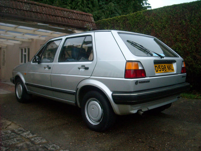 1987 volkswagen golf cl 3