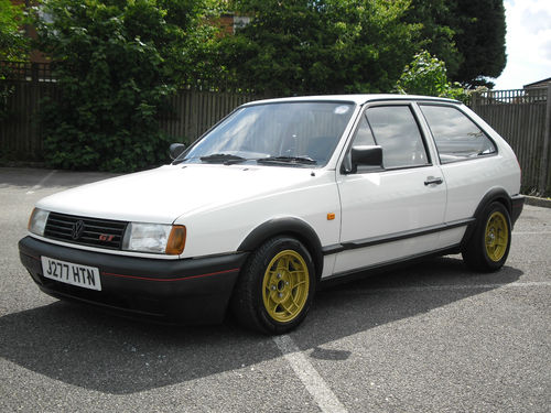 1991 Volkswagen Polo GT Coupe 2