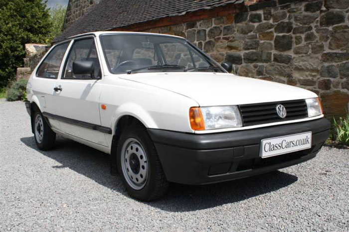 Featured Cars Volkswagen Polo 1994 Volkswagen Vw