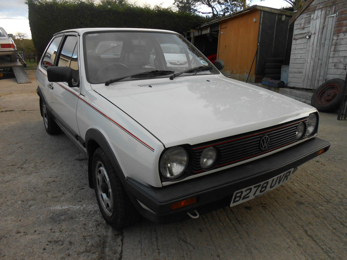 1985 Volkswagen Polo 1.3 S Coupe 1