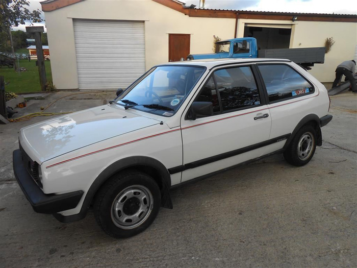 1985 Volkswagen Polo 1.3 S Coupe 2