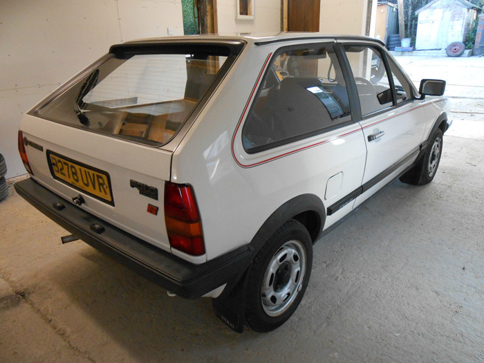 1985 Volkswagen Polo 1.3 S Coupe 5