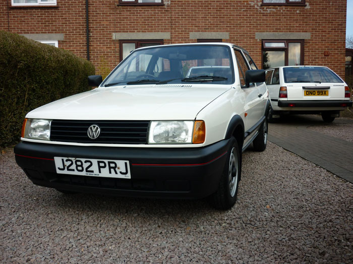 1992 Volkswagen Polo CL 1
