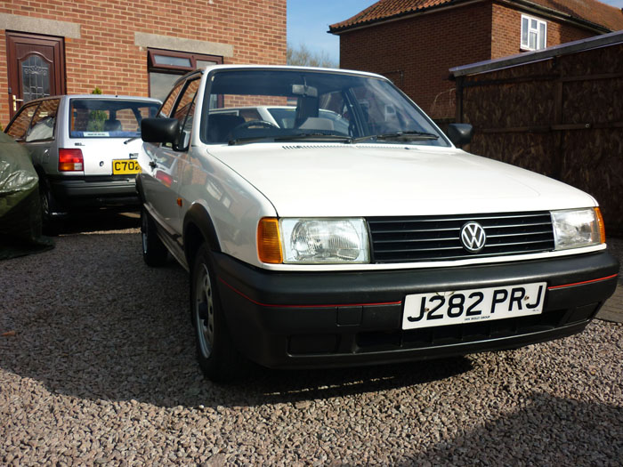 1992 Volkswagen Polo CL 2