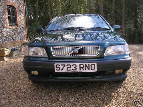 volvo s40 cd 2.0i automatic 1