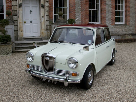 1968 wolseley hornet mk3 show winning concourse condition car 1