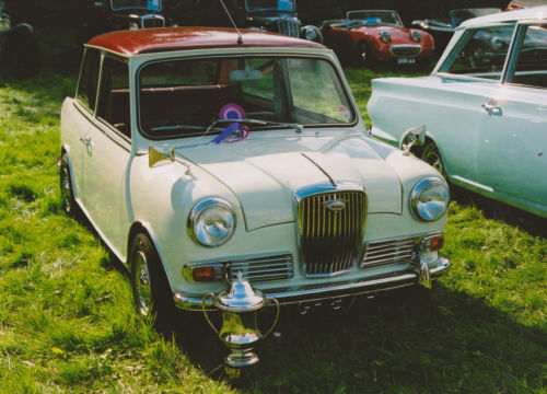 1968 wolseley hornet mk3 show winning concourse condition car trophy